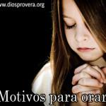 Motivos para orar 2