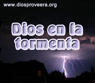 Dios en la Tormenta
