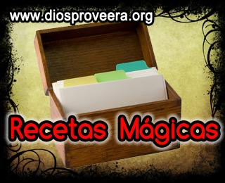Recetas magicas